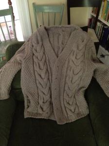 80th Birthday Sweater
