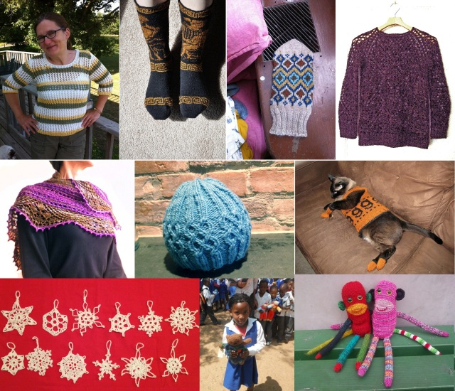 Purl Jam Favorite 2012 Projects