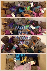Marissa's 2013 Mother Bears