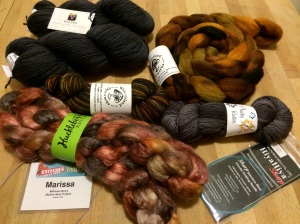 My Stitches purchases - now where to start?