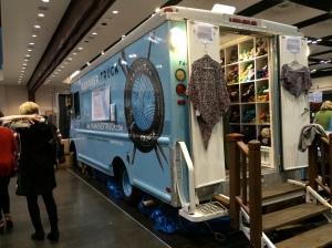 Yarn truck!